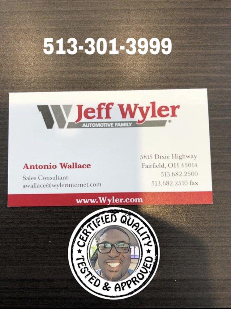 Jeff Wyler Kia >> Call Me For Your Next Vehicle Yelp