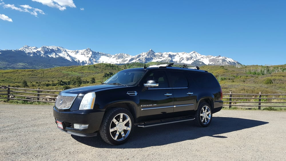 Celerity Limo: 413 Alta Lakes Ave, Montrose, CO