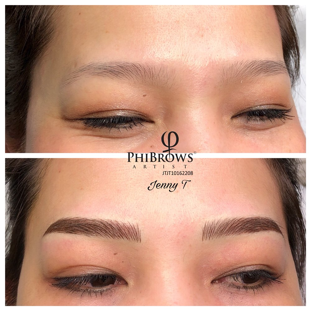 Phibrows By Jenny
