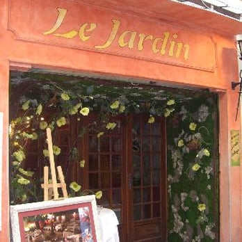 Le jardin 22 photos 36 avis fran ais 5 rue sade for Restaurant le jardin antibes