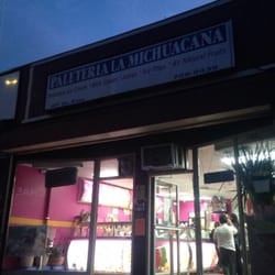 Paleteria La Michoacana 15 Reviews Ice Cream Frozen Yogurt