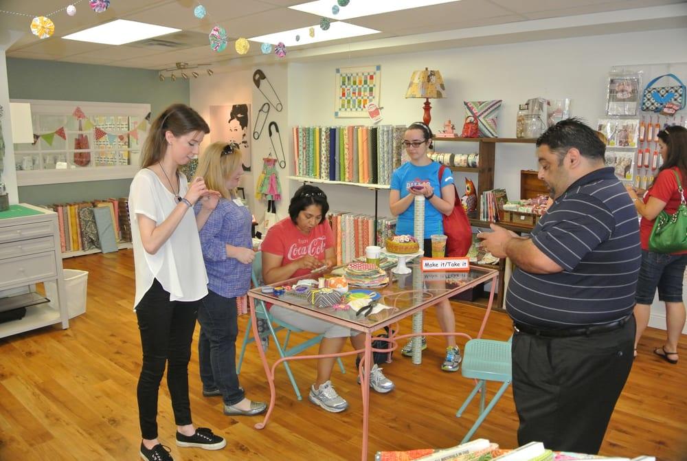 Urban Spools Sewing Lounge
