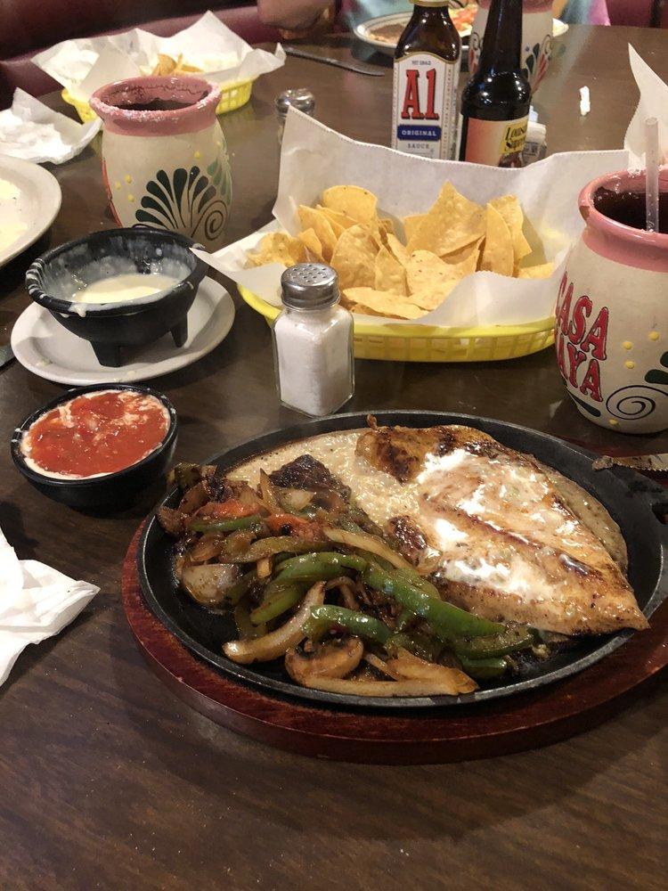Casa Maya Mexican Grill: 25392 Missouri 39, Shell Knob, MO
