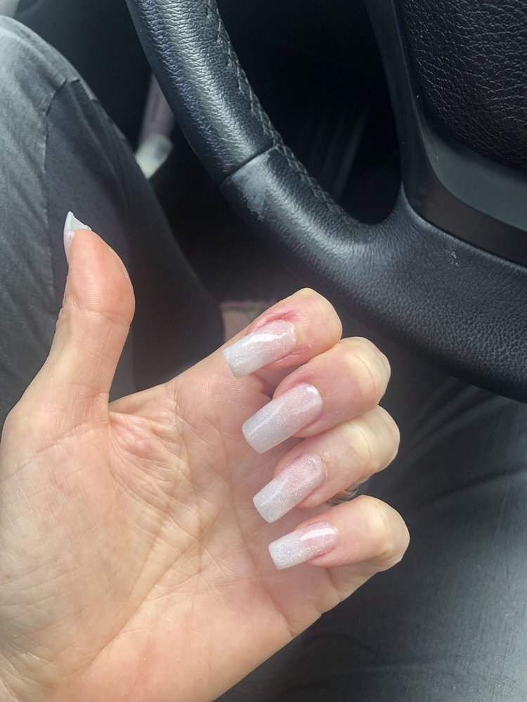 Extra long. Nails by Mai ;) - Yelp