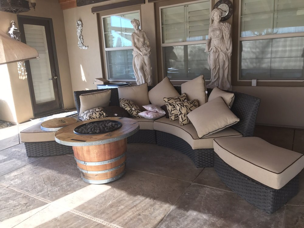 The Patio Place 27 s Furniture Stores 8805 N