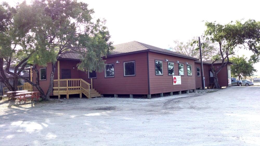 The Location Restaurant & Beer Garden: 3071 Hwy 16, Tilden, TX