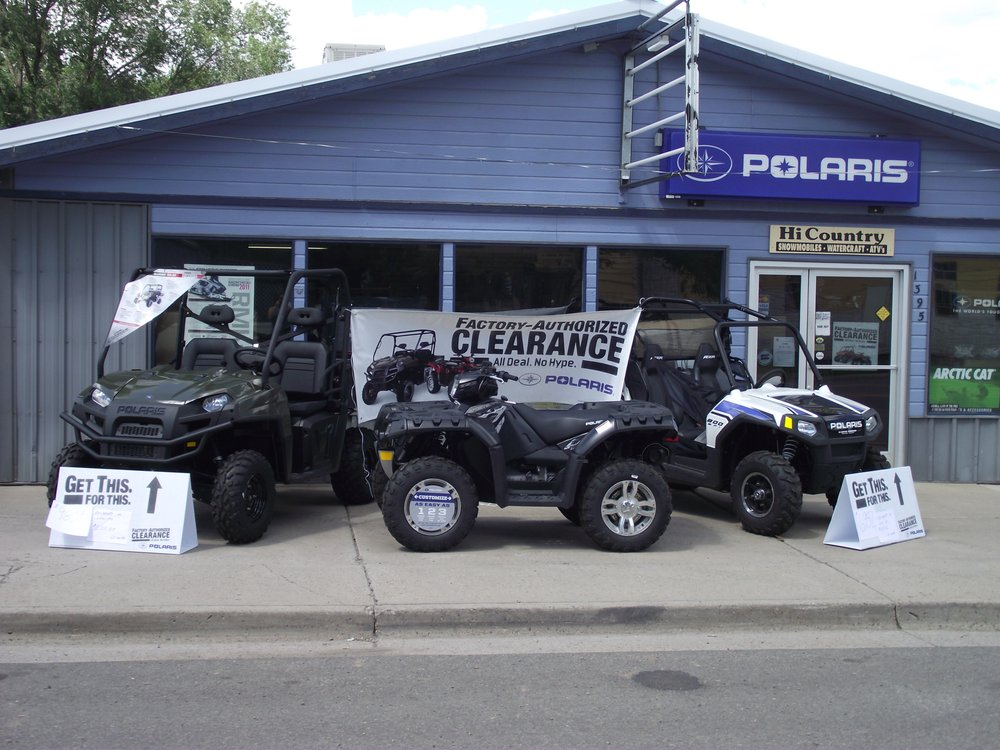 Hi-Country Motorsports: 1395 Grand Ave, Norwood, CO