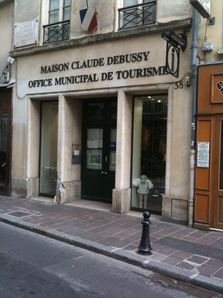 Office municipal de tourisme excursion 38 rue au pain - Office du tourisme st germain en laye ...