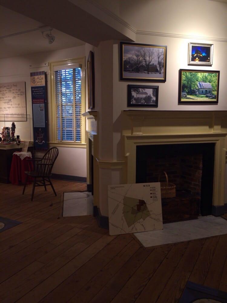 Sully Historic Site: 3650 Historic Sully Way, Chantilly, VA