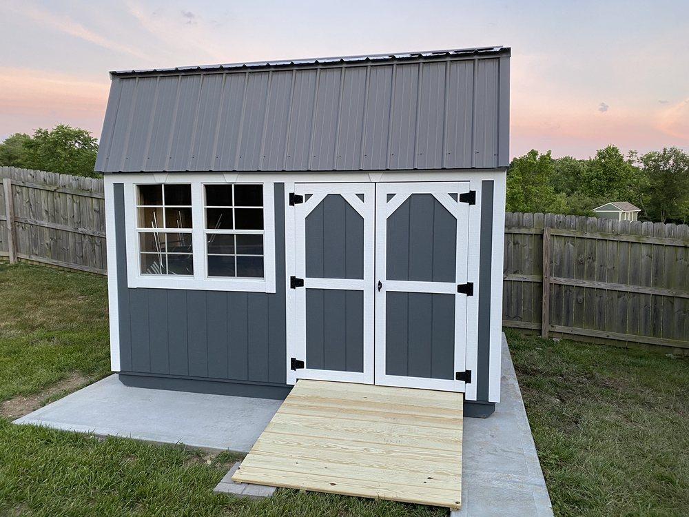 Westside sheds: 7750 Harrison Ave, Cincinnati, OH