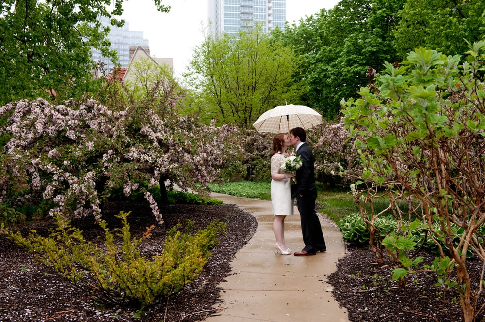 Photo by Serendipity Portraits Osaka Gardens Chicago Wedding ...