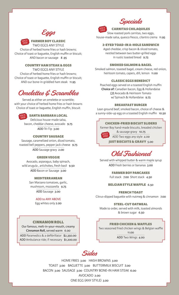 menu 3 of 3 from oct 2015 note breakfast all day is only items with