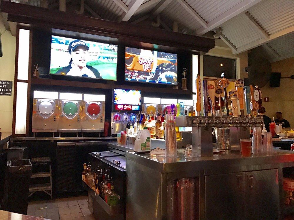 The Patio Bar-Splitsville: 1494 E Buena Vista Dr, Orlando, FL