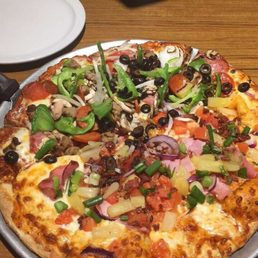 Delicieux Photo Of Round Table Pizza   Fountain Valley, CA, United States. Half King