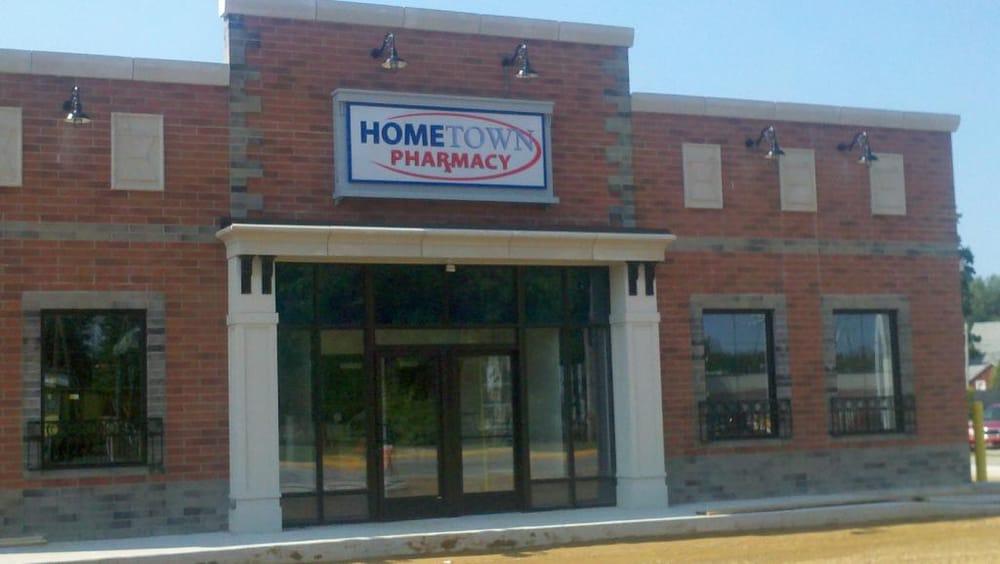 HomeTown Pharmacy: 3 W Monroe St, Bangor, MI