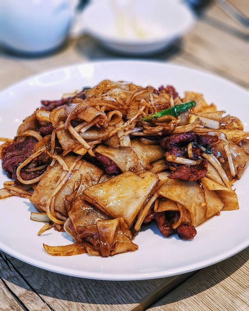 Mulan Noodle & Grill: 1016 E Hebron Pkwy, Carrollton, TX
