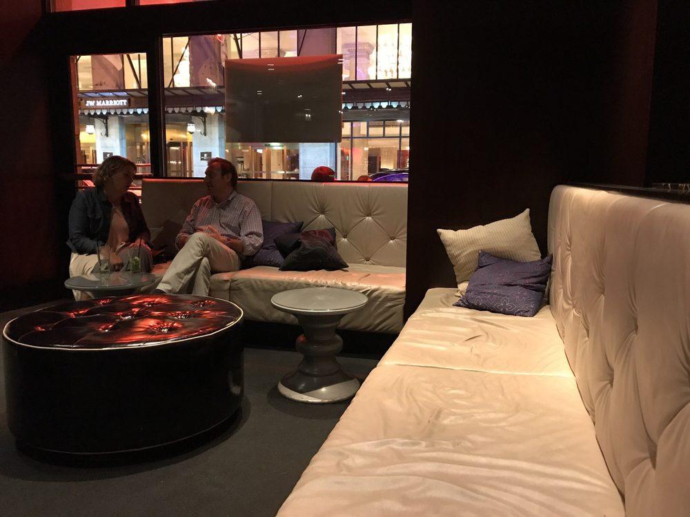The Living Room Bar W Chicago City Center