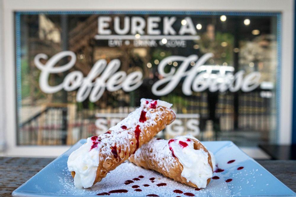 Eureka Springs Coffee House: 11 N Main St, Eureka Springs, AR