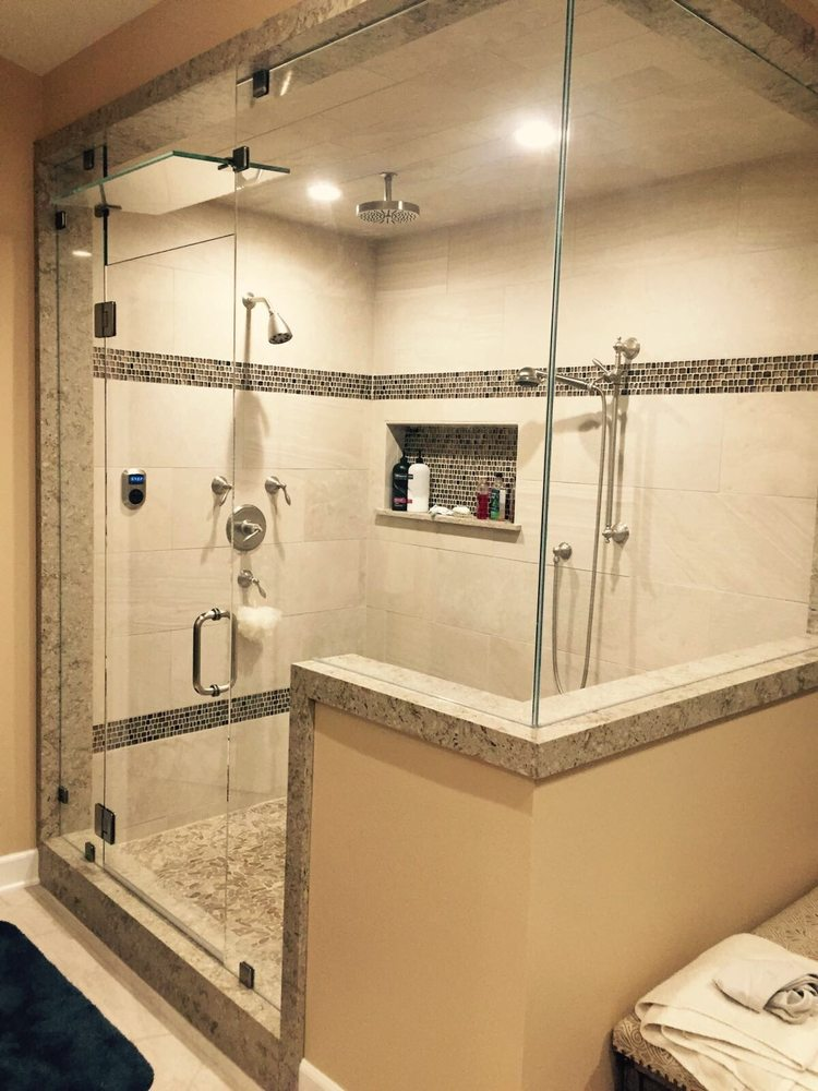 Elite Home Remodeling 48 Photos 48 Reviews Contractors Impressive Bathroom Remodeling Los Angeles Set