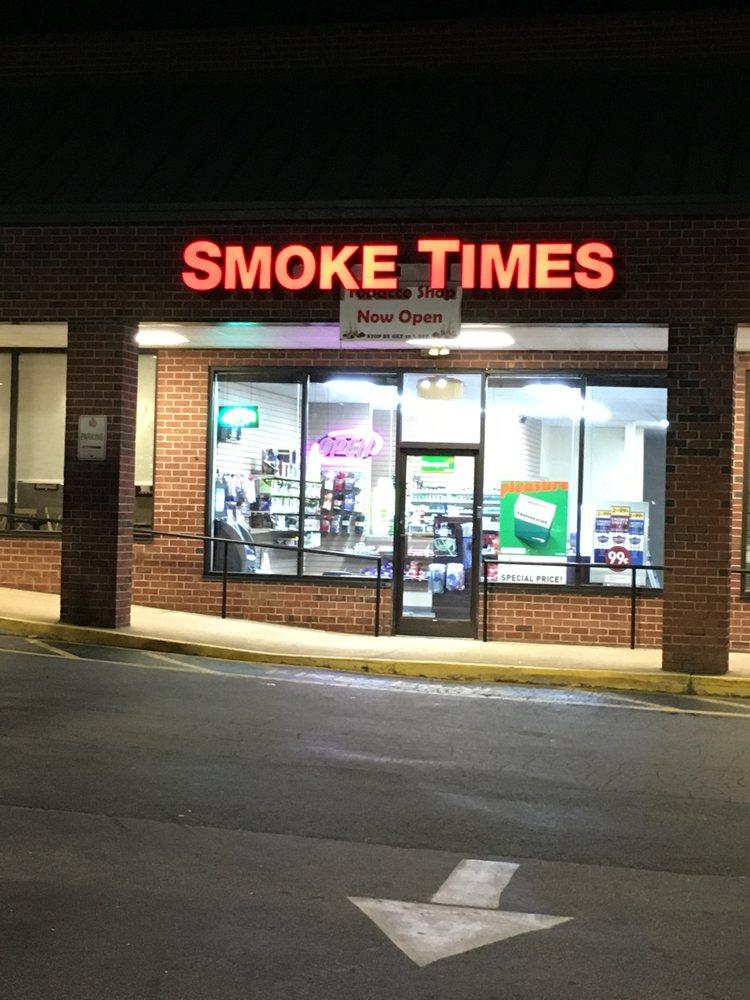 Smoke Times: 7140 Knightdale Blvd, Knightdale, NC