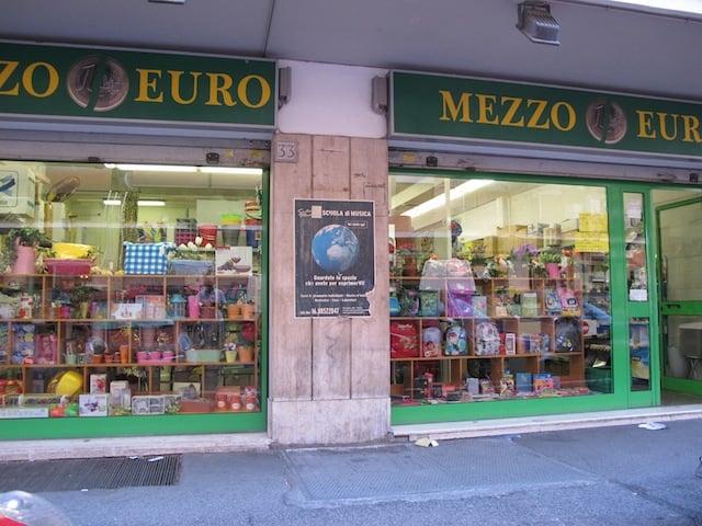 Mezzo Euro