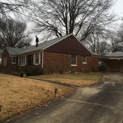Photo Of Discount Roofing   Memphis, TN, United States. New Roof Dec 2015