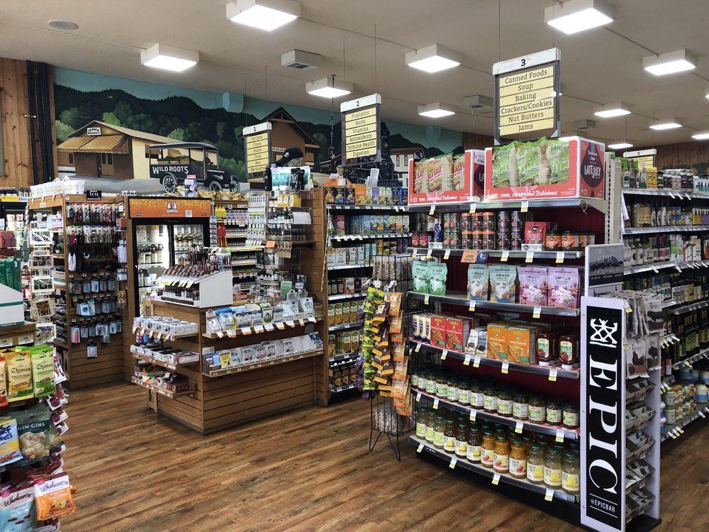 Wild Roots Market: 13159 Highway 9, Boulder Creek, CA