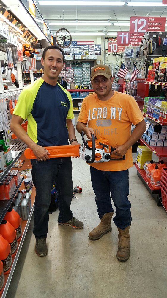 Our 1st Stihl Customer Thanks We Appreciate Your