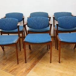 Photo Of Furniture Revival   Chicago, IL, United States. Kai Kristiensen  Chairs; ...