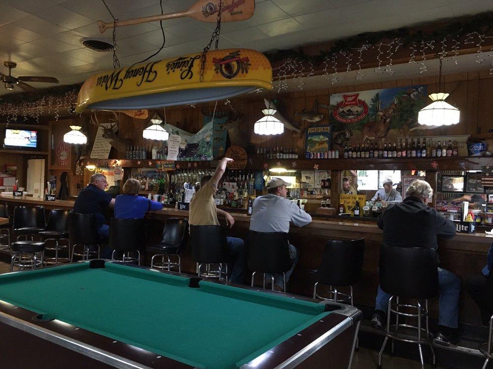 Halder Bridge Bar: 3917 W County Road C, Mosinee, WI