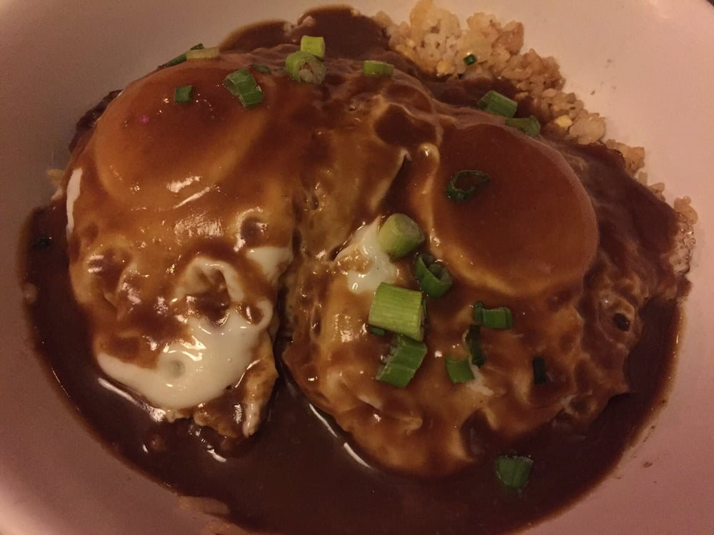 Loco moco yelp for Aloha asian cuisine