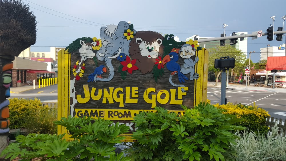 Jungle Golf Of Virginia Beach Virginia Beach Va
