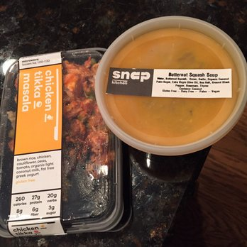Photo Of Snap Kitchen   Philadelphia, PA, United States. Butternut Squash  Soup And