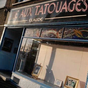 l'Île aux tatouages - tatouage - 9 rue matteotti, fives, lille