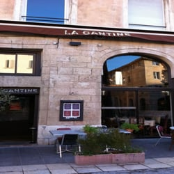 La cantine french 27 cours honor d 39 estienne d 39 orves - Restaurant la cantine marseille ...