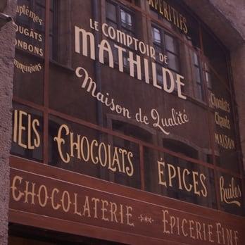 Le comptoir de mathilde chocolatiers shops yelp - Le comptoir de mathilde lyon ...
