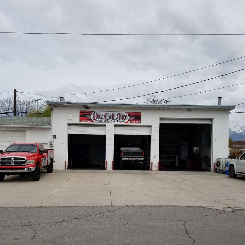 One Call Automotive Repair: 38 N 200th W, Lehi, UT