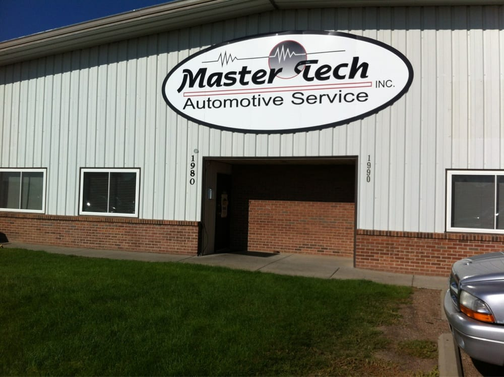 Master Tech Automotive Service