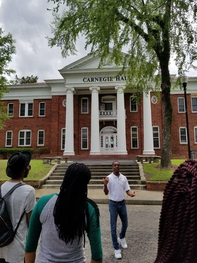 Tuskegee University: 1200 W Montgomery Rd, Tuskegee Institute, AL