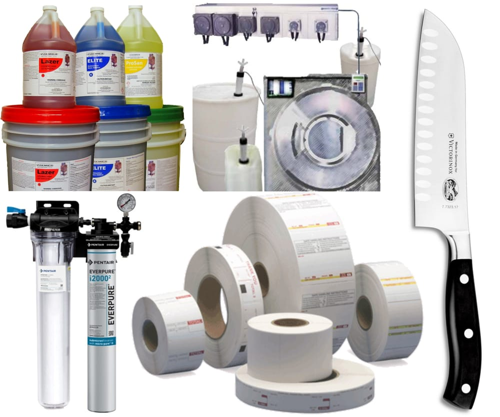 Commercial Food Equipment Supplies, Commercial Kitchen Chemicals and ...