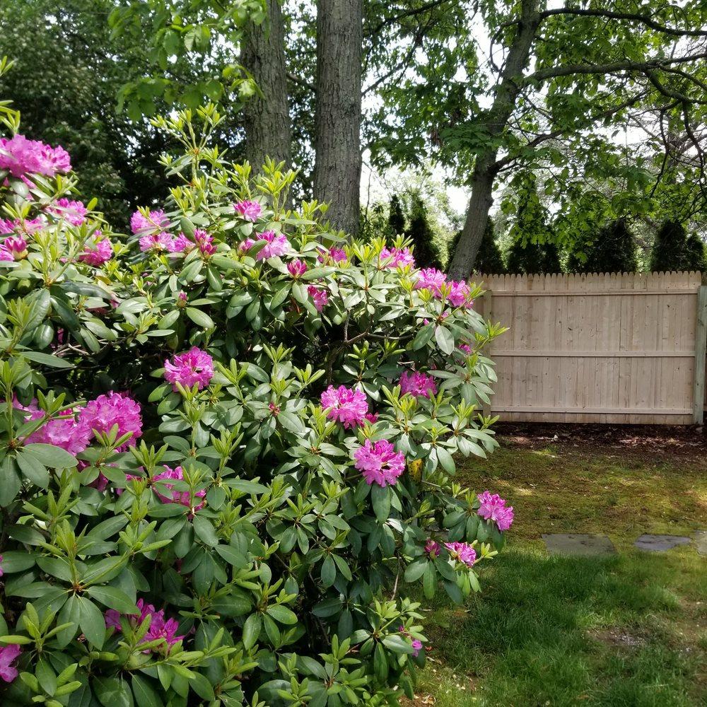 Walt Whitman Fence: 767 Walt Whitman Rd, Melville, NY