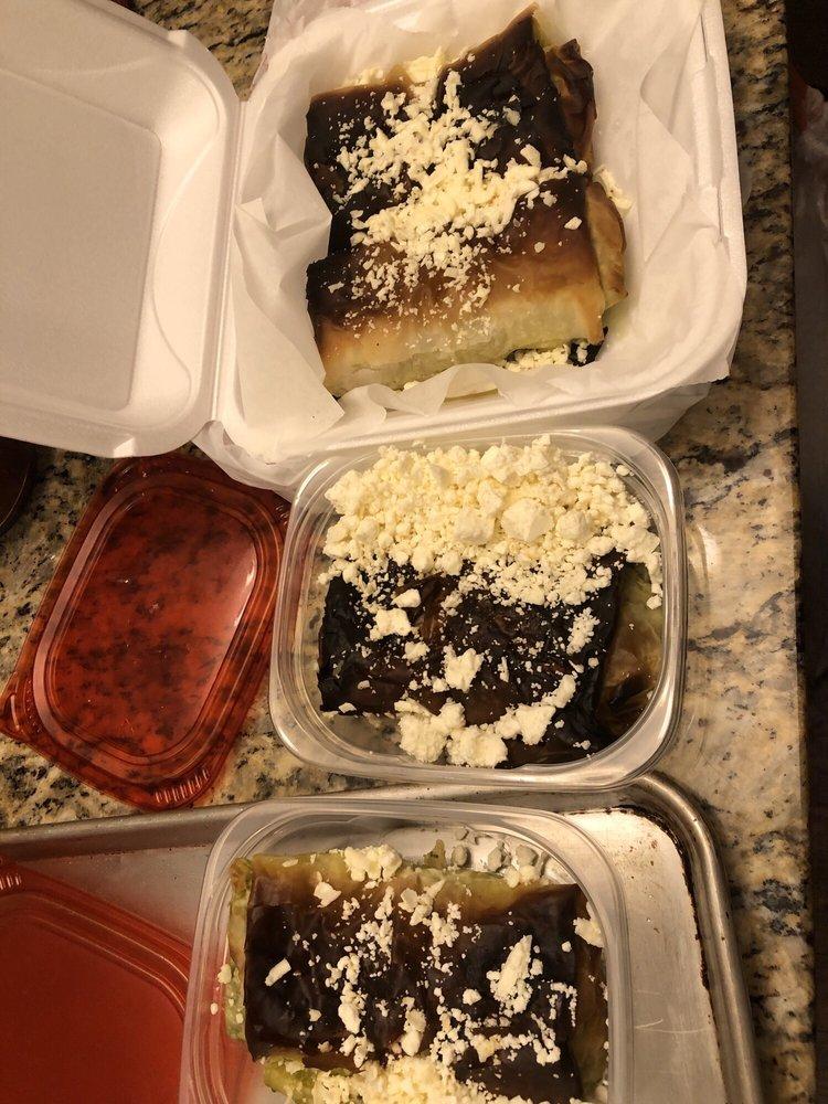 Athenas Pizzeria & Greek Cuisine: 2731 Hwy 54 W, Peachtree City, GA