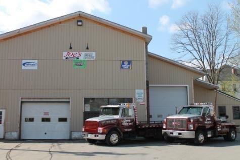 Joe's Family Car Care: 96 Summer Street, Claremont, NH