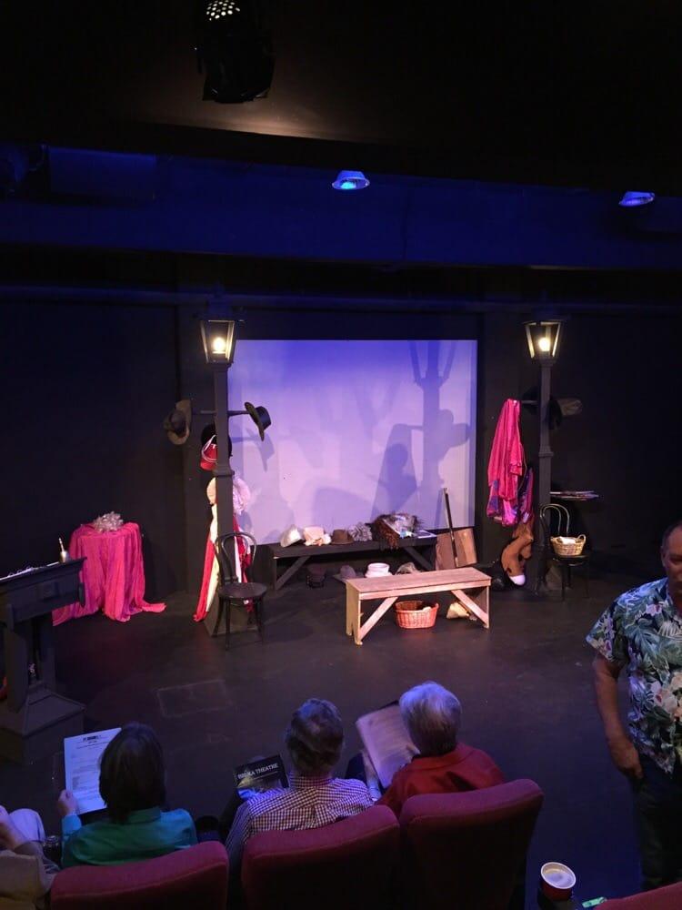 Bruka Theatre of the Sierra
