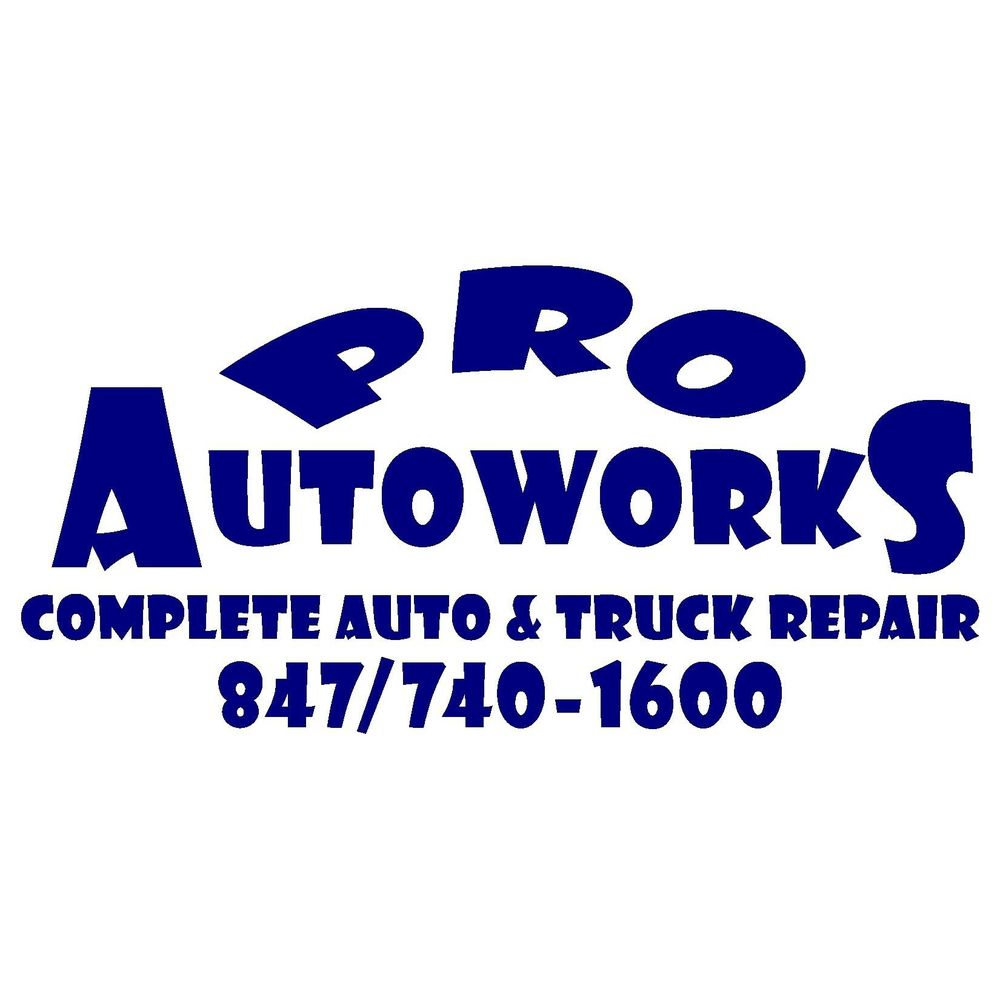 Pro Autoworks Auto Repair 107 W Rollins Rd Round Lake Beach Il Phone Number Yelp