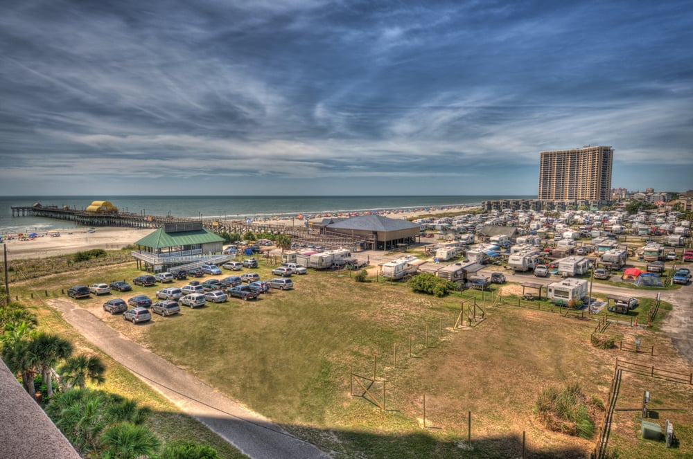 Hotels In Myrtle Beach Sc >> Apache Family Campground & Pier - 20 Photos - Campgrounds ...