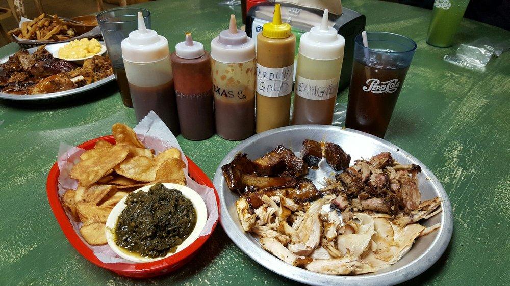 Big Dan's East TN BBQ Company: 633 E Elk Ave, Elizabethton, TN