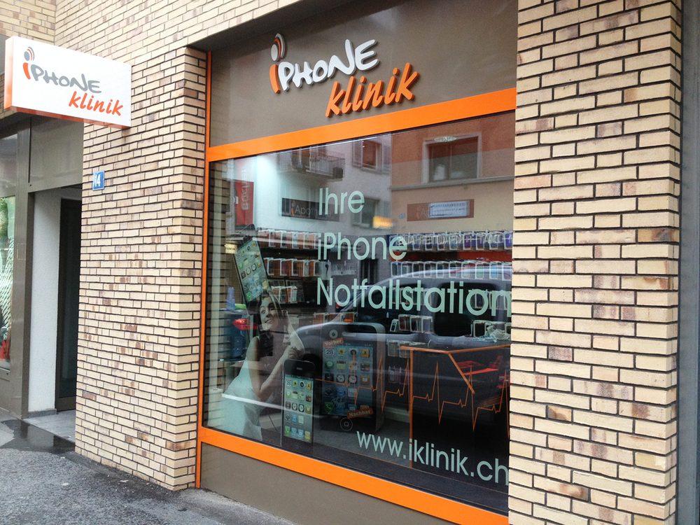 iphone klinik angebot erhalten handyreparatur fraklinstrasse 14 kreis 11 oerlikon. Black Bedroom Furniture Sets. Home Design Ideas