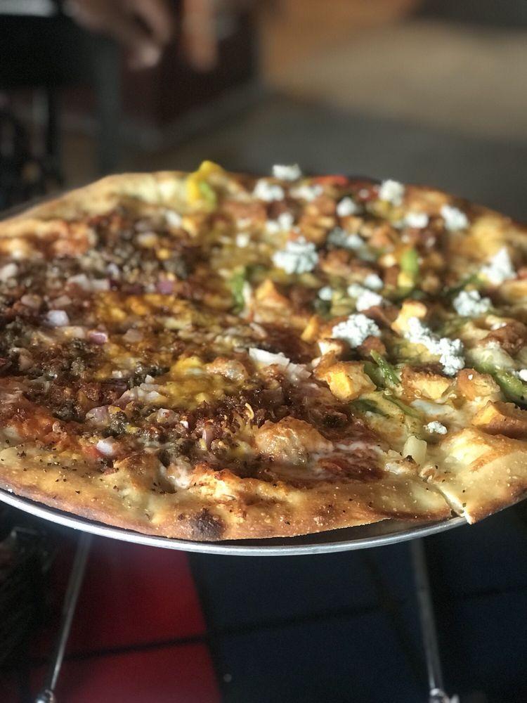 Blue Moon Pizza: 325 E Paces Ferry Rd, Atlanta, GA