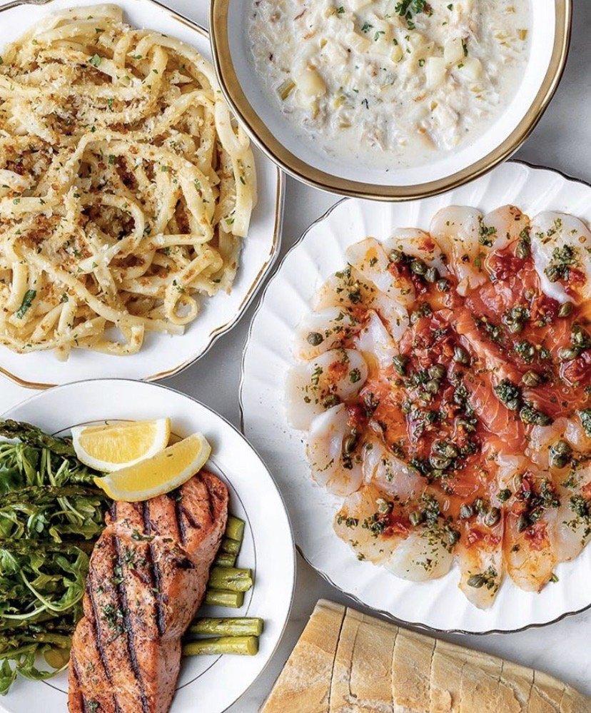 California Fish Market Restaurant